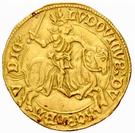 1 Ducat - Ludovico (Cornavin) – obverse