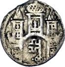 1 Pfennig - Heinrich III. von Homburg – reverse