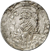 1 Pfennig - Heinrich III von Homburg – obverse
