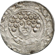 1 Pfennig - Heinrich III von Homburg – reverse