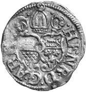 1 Groschen - Heinrich V von Aschenbrock (Kipper) – obverse