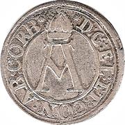 2 Mariengroschen - Arnold IV – obverse
