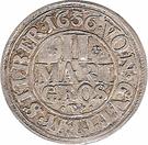 2 Mariengroschen - Arnold IV – reverse