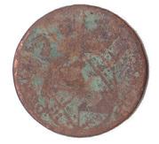2 Pfennig - Maximilian von Horrich – obverse