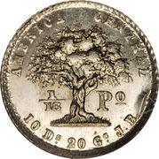 1/16 Peso -  reverse