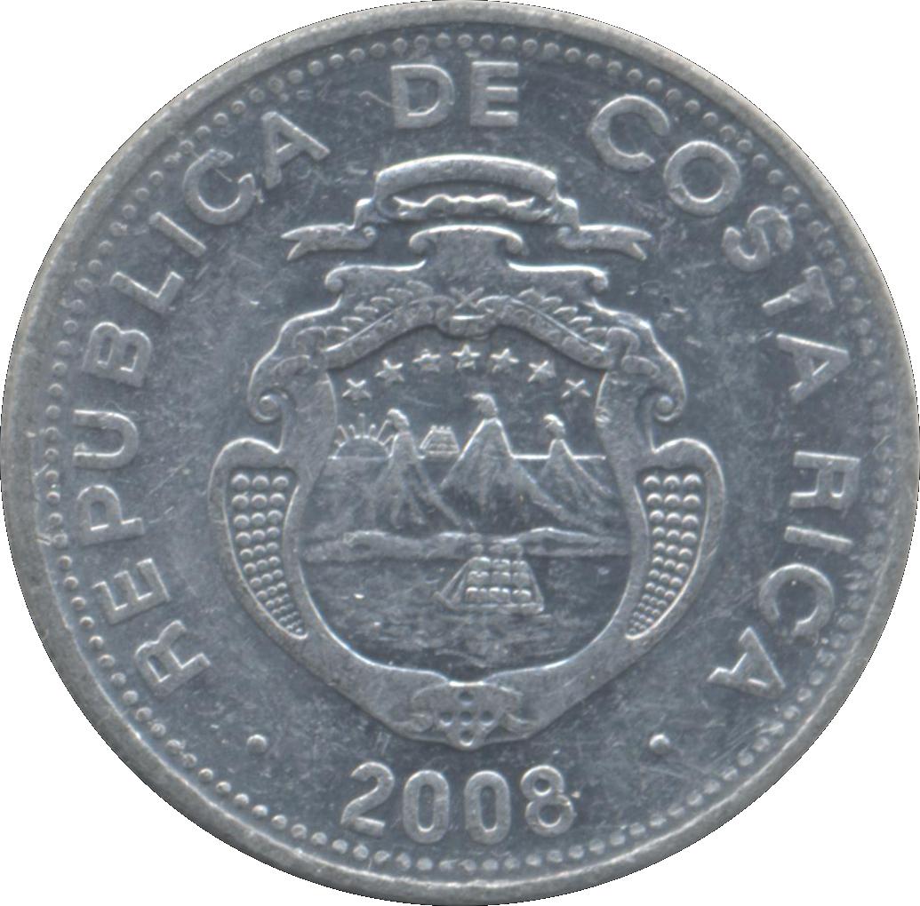Colones 5,000 2005 266c Costa Rica Pick 266 UNC /> ornate 5000