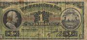 1 Colón (Silver Certificate) – obverse