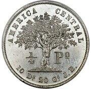 ¼ Peso (Pattern) – reverse