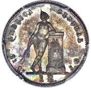 1 Escudo (Pattern) – reverse