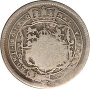 2 Reales (Type VI Countermark) – reverse