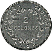 2 Colones -  reverse