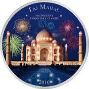 2000 Francs CFA (Taj Mahal) – reverse