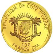 100 Francs CFA (African Pride) – obverse