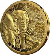 100 Francs CFA (African Pride) – reverse