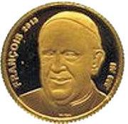 100 Francs CFA (Francis) – reverse