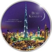 2000 Francs CFA (Burj Khalifa) – reverse