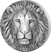 10 000 Francs CFA (Lion) – reverse