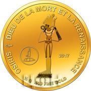 100 Francs CFA (Osiris) – reverse