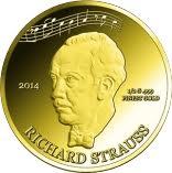 100 Francs CFA (Richard Strauss) – reverse