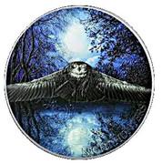 2000 Francs CFA (Night Owl) – reverse