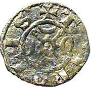 Tripoli Raymond III Pougeoise au Castel – reverse