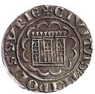 Gros - Bohemond VII – obverse