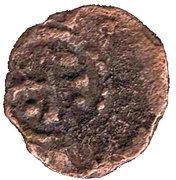 Raymond II de Tripoli Pougeoise au Cheval – obverse