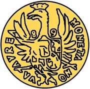 1 Dukat - Friedrich Casimir Kettler (Mitau) – reverse