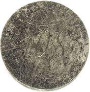 1 Dukat - Peter von Biron (Mitau; pattern) – obverse