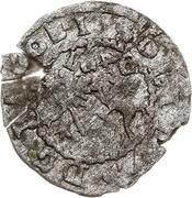 1 Solidus - Jacob Kettler (Mitau) – reverse