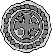 1 Hohlpfennig - Anonymous (Memel) – reverse