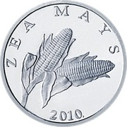 1 Lipa (Latin text) – obverse