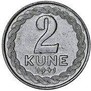 2 Kune – reverse