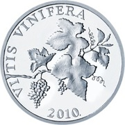 2 Lipe (Latin text) – obverse