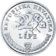 2 Lipe (Latin text) – reverse