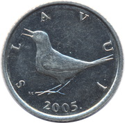 1 Kuna (Croatian text) -  obverse