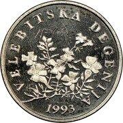 50 Lipa (Croatian text) -  obverse