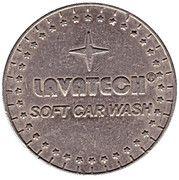 Car Wash Token - Lavatech – reverse