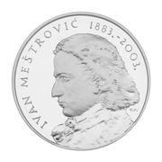 Medal - Ivan Mestrovic (Silver) – obverse