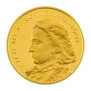 Medal - Ivan Mestrovic (Gold; large size) – obverse