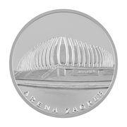 Medal - Arena Zagreb (Silver) – obverse