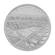 Medal - Arena Zagreb (Silver) – reverse