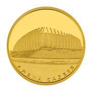 Medal - Arena Zagreb (Gold) – obverse