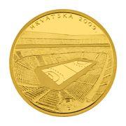 Medal - Arena Zagreb (Gold) – reverse