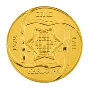 Medal - City of Karlovac (Gold) – obverse