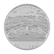 Medal - Lenuci Horseshoe (Silver) – reverse