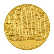 Medal - Lenuci Horseshoe (Gold) – obverse