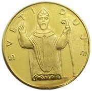 Medal - Saint Domnius – reverse