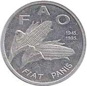 1 Lipa (FAO) – obverse