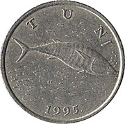 2 Kune (Croatian text) -  obverse